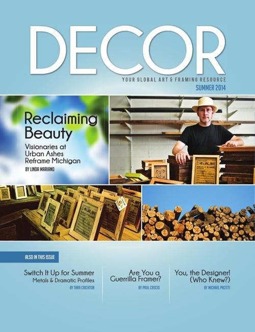 DECOR, Summer Issue 2014