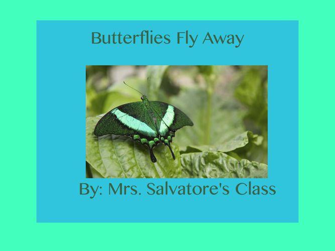 Mrs. Salvatore's Class