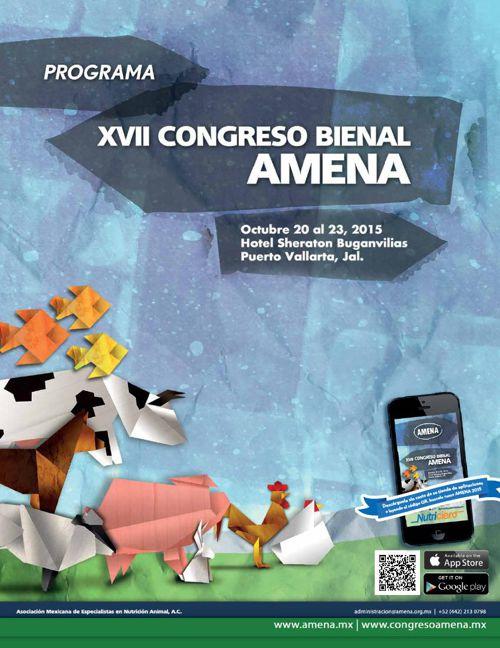 Programa XVII CONGRESO BIENAL AMENA