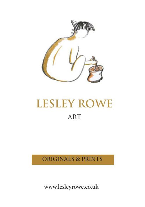 Lesley Rowe Artwork Catalogue
