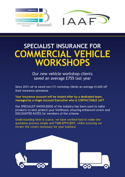 Commercial Vehicle Flyer IAAF
