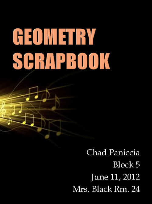 Geometry Scrapbook