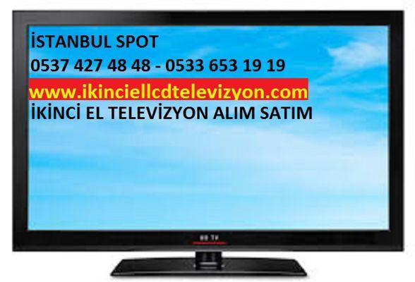 ikinci el televizyon alanlar 0537 427 48 48 Televizyon alım satı