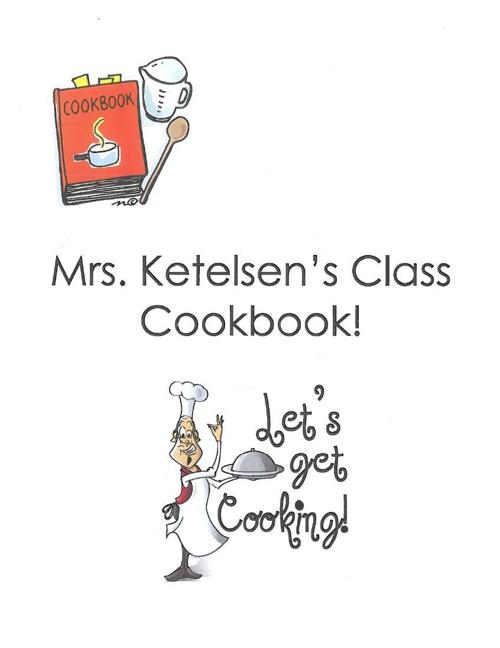Class Cookbook 1 2014-2015