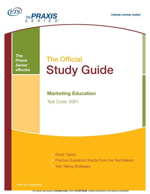 Marketing Study Guide