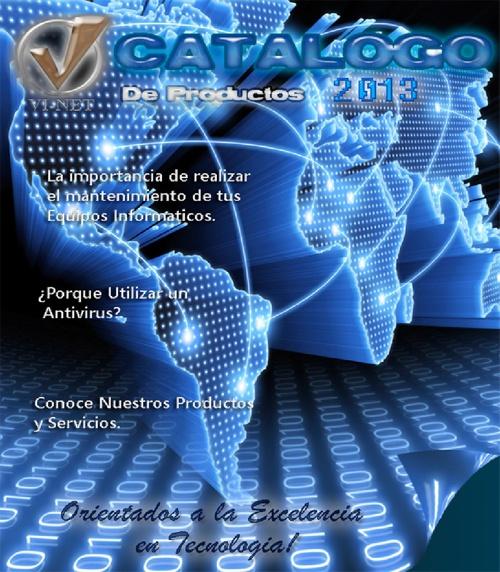 Catalogo VI-NET 1a Edicion 2013