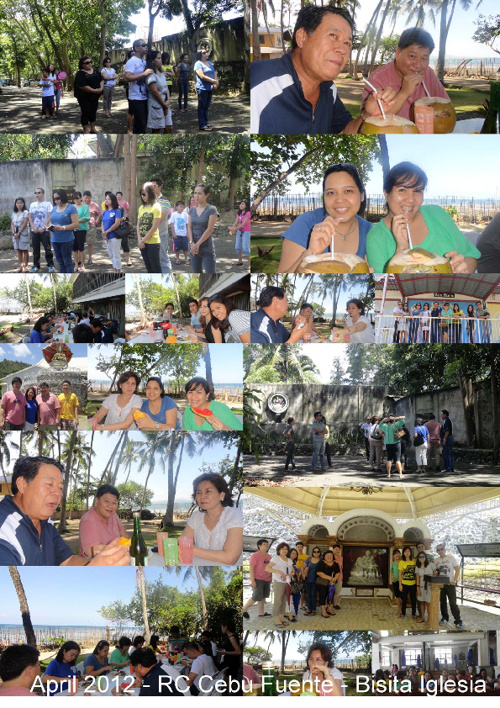 Rotary Club of Cebu Fuente_Activity Photos (April May June 2012)