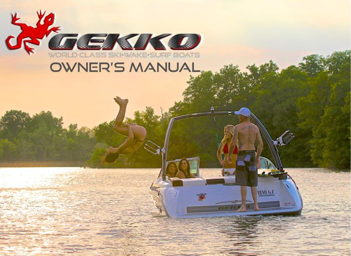 Gekko Owners Manual 2015