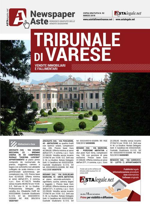 Varese marzo 2018