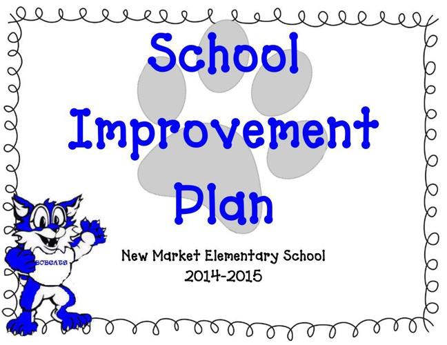 School Improvement Plan 14-15