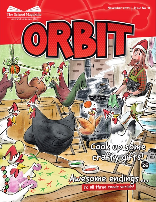 Orbit issue 10 2013