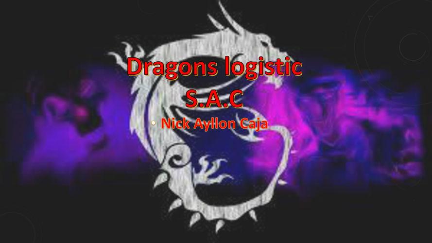 Dragons logistic