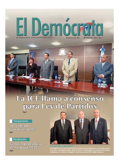 El Demócrata - Edición 3