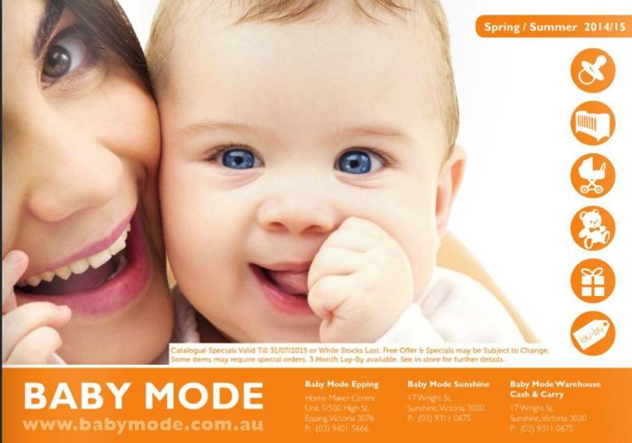 BABY MODE Spring/Summer 2014-15