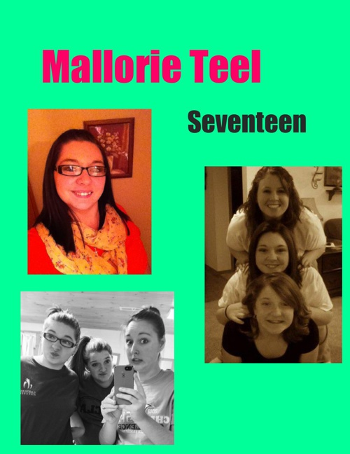 All about Mallorie Teel