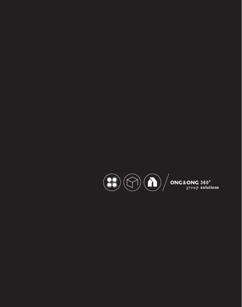 ONG&ONG Brochure