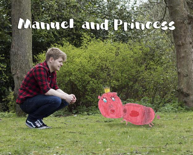 Manuel and Princess