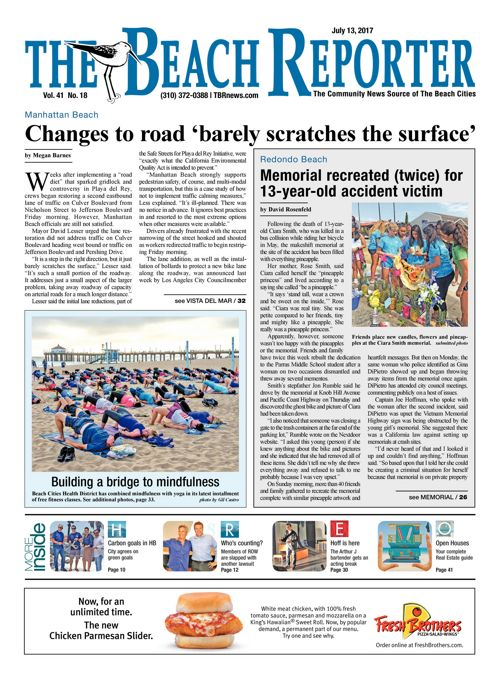 The Beach Reporter | July 13, 2017