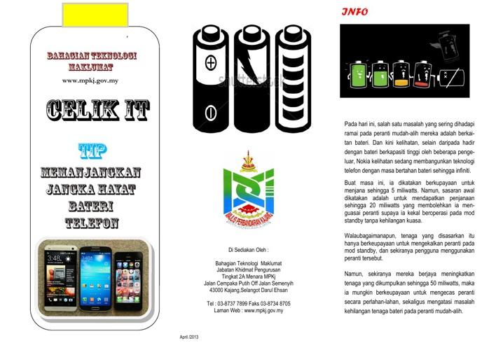 Risalah ICT Bil 3-2013