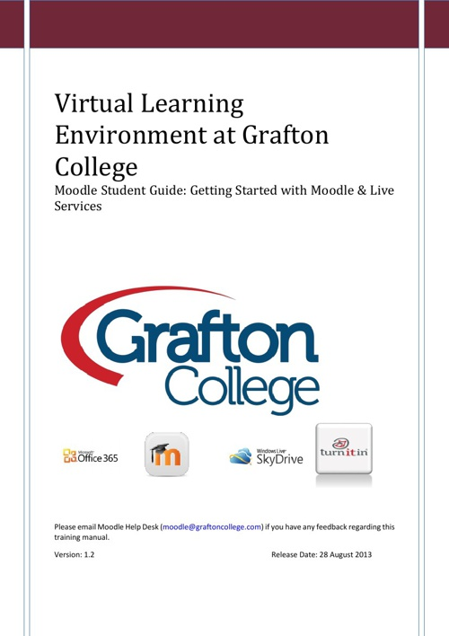 Moodle@Grafton College