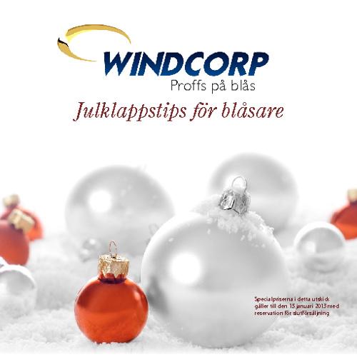 Julkampanj giltig till 2013-01-15