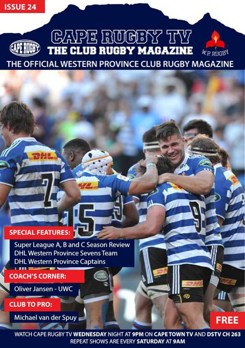 Cape Rugby TV ISSUE 24