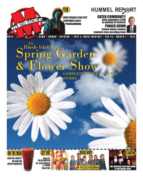 Motif Magazine February 16