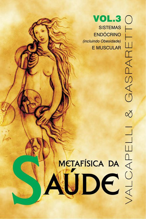 livro - metafísica da saúde iii