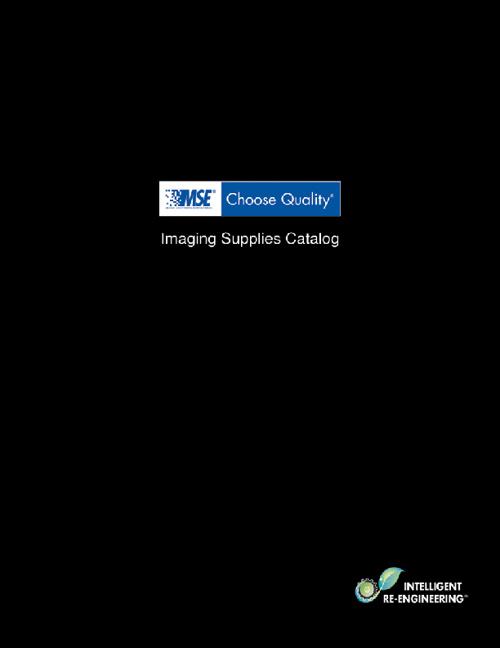 MSE Catalog