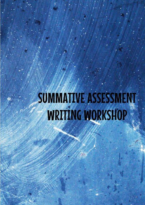 summative assessment ww
