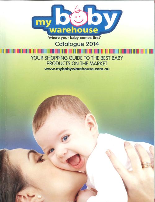 My Baby Warehouse Catalogue 2014