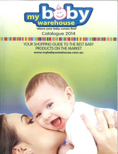 My Baby Warehouse Catalogue 2014