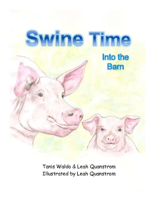 Swine Time - Into the Barn