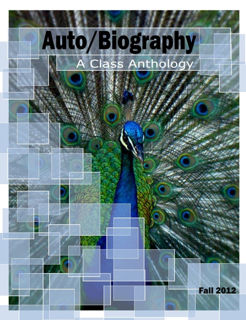 Auto/Biography Anthology 2012