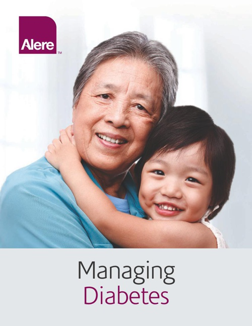 Alere Clinical Guide - Managing Diabetes