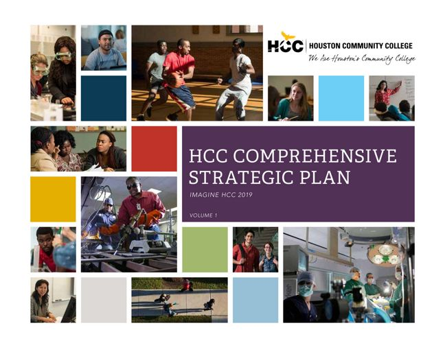 HCC Strategic Plan Book