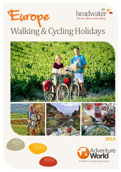 Adventure World- Europe Walking and Cycling Tours 2014