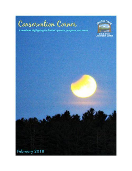 February Conservation Corner