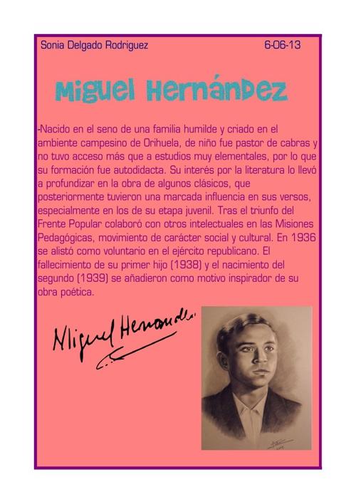 Poetas y Literatos Españoles