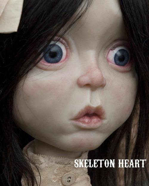 Skeleton Heart Book