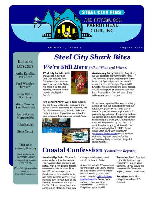 Steel City Shark Bites