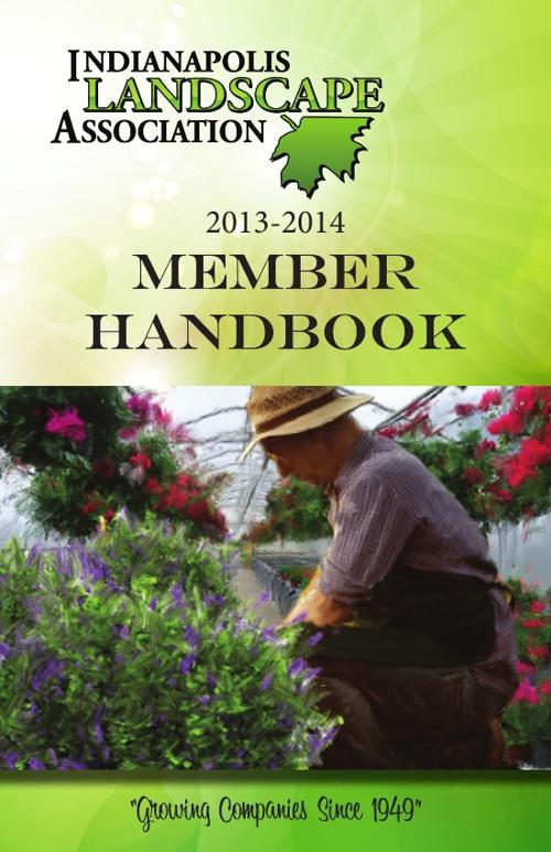 ILA Membership Handbook 2013