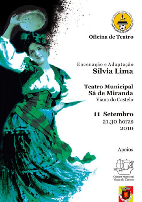 Folha de sala Carmen Viana do Castelo