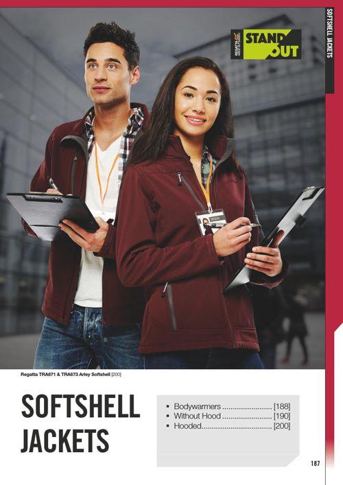 Softshell 2016 Profiltryk