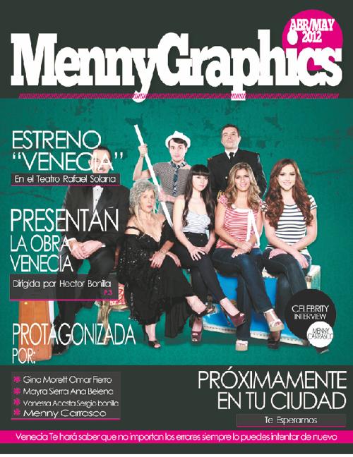 "Magazine ""Venecia"""