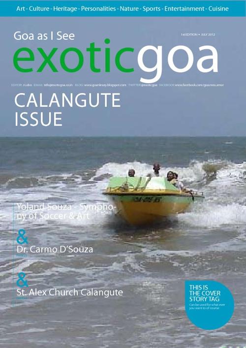 Exotic Goa Magzine