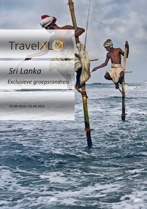 TravelXL exclusieve Sri Lanka rondreis met vertrek 07-09-2013