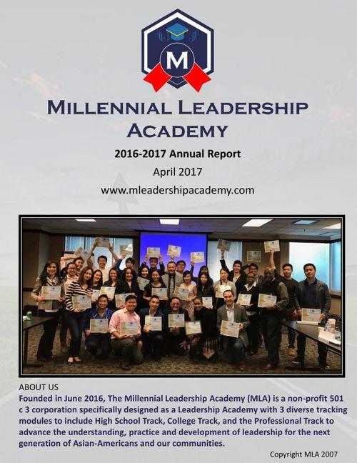 MLA 2016-2017 Report