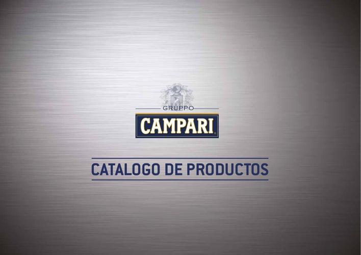 Catálogo de productos - Gruppo Campari