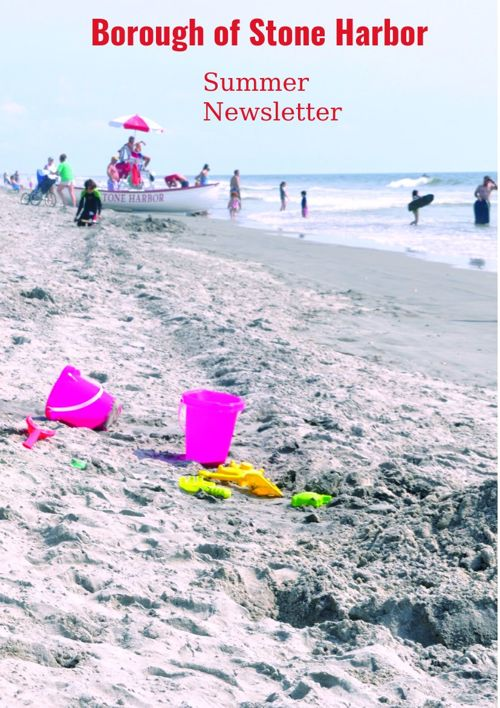 Borough of Stone Harbor Summer Newsletter 2017